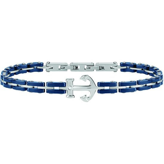 Morellato Męska ceramiczny bransoletka Ceramiczny Blue SACU11