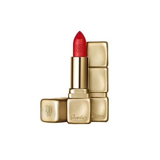 Guerlain Luksusowy matowy szminka KissKiss (Matte Lips tick ) 3,5 g