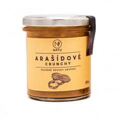 Natu Arašídový krém crunchy 300 g
