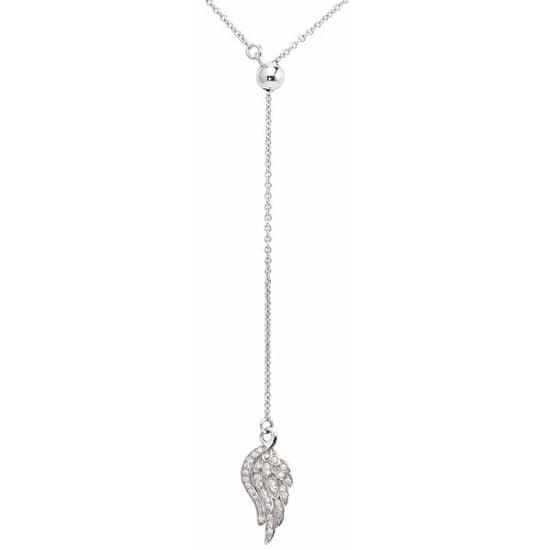 Amen Eredeti ezüst nyaklánc Angels CLIFEB1 ezüst 925/1000