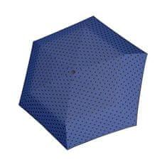 Doppler Mehanska zložljiv dežnik Hit Mini Flat Dots 722565PD03