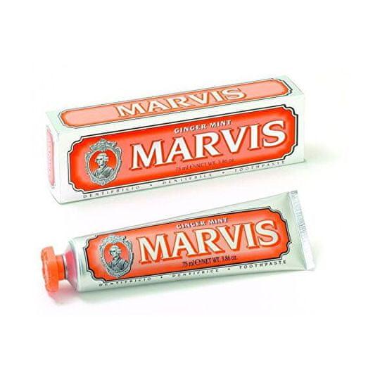 Marvis Zubní pasta zázvorovo mátová(Ginger MintToothpaste) 85 ml