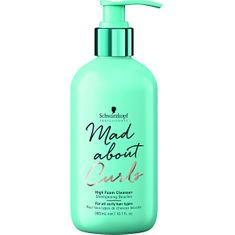 Schwarzkopf Prof. Jemný šampón pre kučeravé vlasy Mad About Curl s (High Foam Cleanser) 300 ml