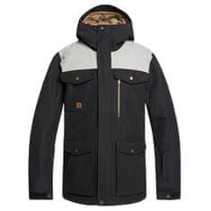 Quiksilver Moška jakna Raft Jk Black EQYTJ03227-KVJ0 (Velikost XL)