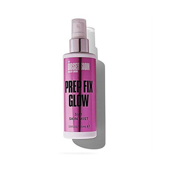 Makeup Obsession Készítsen rögzítő spray- Prep Fix Fix Glow 3 in 1 (Skin Mist) 100ml)