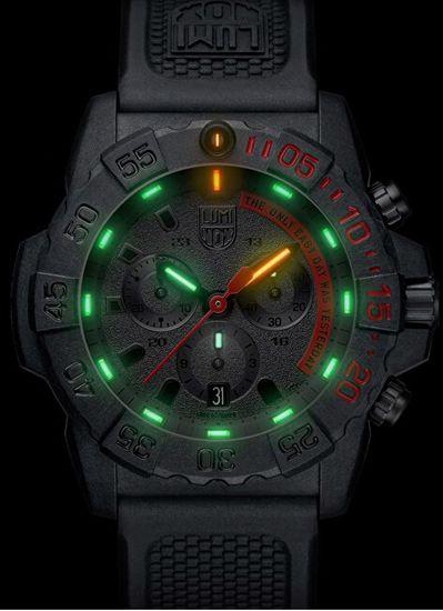 Luminox Navy SEAL Chronograph XS.3581.EY