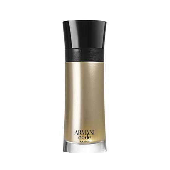Giorgio Armani Code Absolu - woda perfumowana