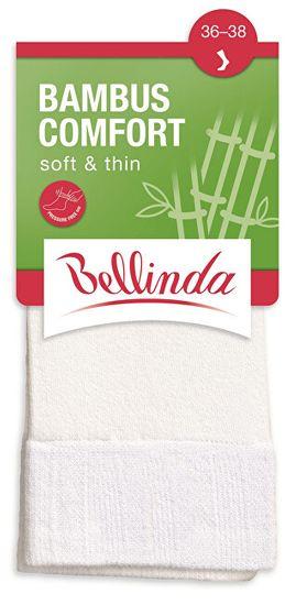 Bellinda Ženske nogavice Bamboo Comfort Socks BE496862 -920