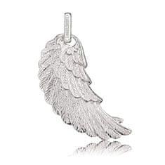 Engelsrufer Stříbrný přívěsek Andělské křídlo ERW (Délka 2,9 cm) stříbro 925/1000