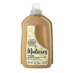 Mulieres Koncentrovaný prací gél 1,5 l - svieža citrus