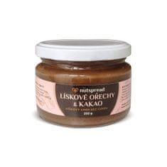 Nutspread Lískooříškový krém s kakaem (Varianta 250 g )