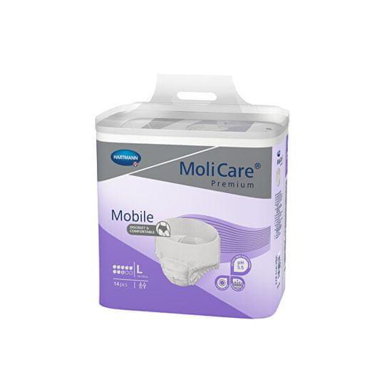 MoliCare MoliCare® Mobile 8 kapek vel. L savost 2279 ml 14 ks