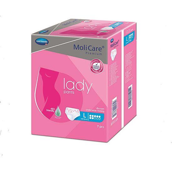 MoliCare MoliCare® Lady Pants 7 kapek vel. L 7 ks