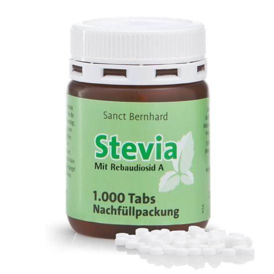 Sanct Bernhard Stevia 1 000 tablet
