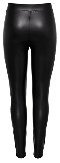 ONLY Kobiety legíny ONLCOOL powlekany legging Noos Black
