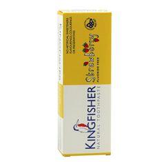 Kingfisher Zubná pasta Kingfisher detská - Jahoda 75 ml