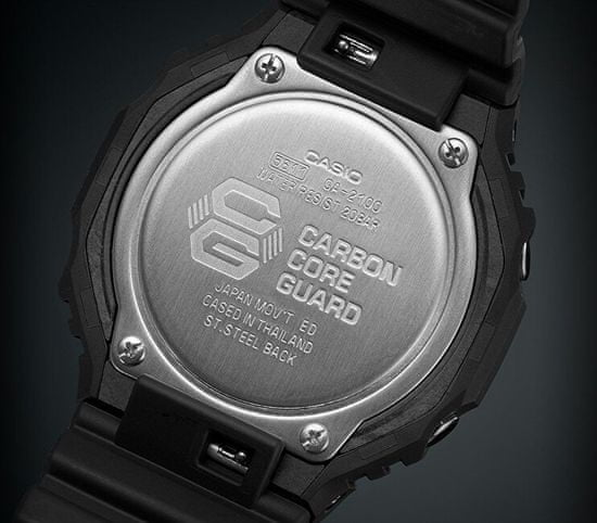 Casio G-Shock Original Carbon Core Guard GA-2100-1AER