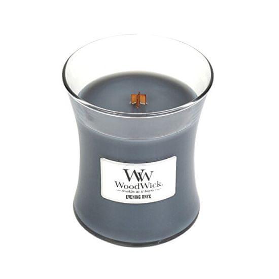 Woodwick Dišeča vaza za sveče Večer Onyx 275 g