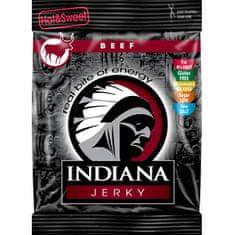 Indiana Jerky beef (hovězí) Hot & Sweet 25 g