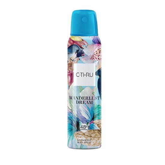 C-Thru Wanderlust Dream - deodorant v razpršilu