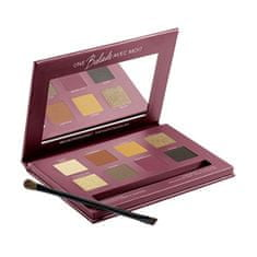 Bourjois 4 w 1 (Eyeshadow Palette) Beau Regard (Eyeshadow Palette) (cień 002 Rue de Café)