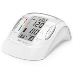 shumee Merilnik krvnega tlaka za nadlaket Medisana MTP Pro, bel, 51090