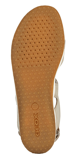 Geox Sandały damskie D Sandały Vega Taupe D52R6A-000EK -C6029