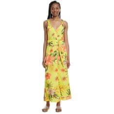 Desigual Ženska obleka Telovnik Corcega Blazing 20SWMW37 8035 (Velikost S)