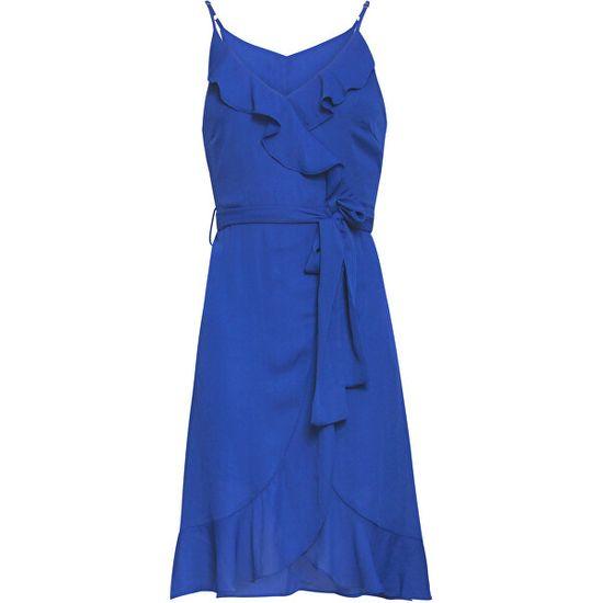 Smashed Lemon Ženska obleka 20250 Cobalt