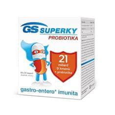 GreenSwan GS Superky probiotiká 60 + 20 kapslí