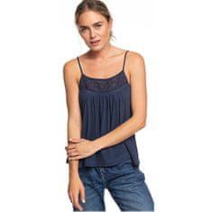 Roxy Ženska majica brez rokavov Sweet Blondie Mood Indigo ERJKT03654-BSP0 (Velikost XS)