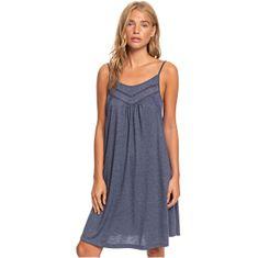 Roxy Ženska obleka Rare Feeling Mood Indigo ERJKD03295 -BSP0 (Velikost XS)