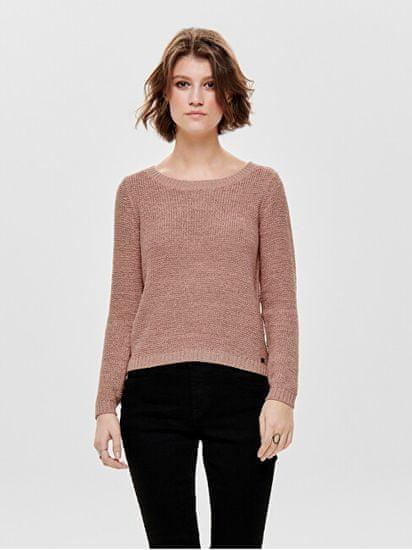 ONLY Ženski pulover ONLGEENA 15113356 Mist y Rose