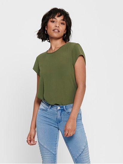 ONLY Ženska bluza ONLVIC 15142784 Kala mata