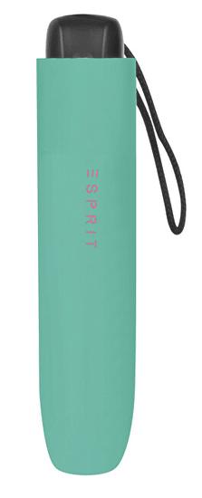 Esprit Mini Basic mehanski dežnik Mini Basic Agate Green