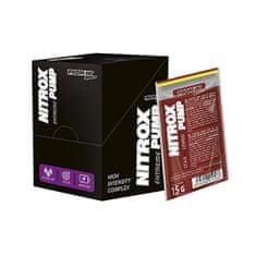 Prom-IN Nitrox Pump Extreme 10 x 15 g (Příchuť Malina)