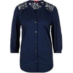 s.Oliver Ženska bluza 14.003.19.2962.5835 Dark jekleno blue (Velikost 36)