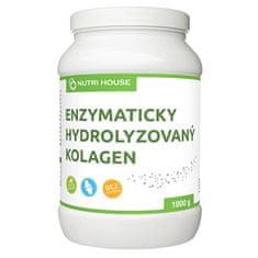 Nutrihouse Nutriouse Enzymaticky hydrolyzovaný kolagén 1000 g