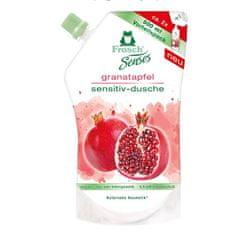 Frosch EKO Senses Sprchový gél Granátové jablko - náhradná náplň 500 ml