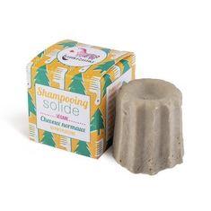 Lamazuna Tuhý šampón pre normálne vlasy 55 g (Varianta Borovice)