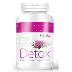 KetoMix Detox 100 kapslí