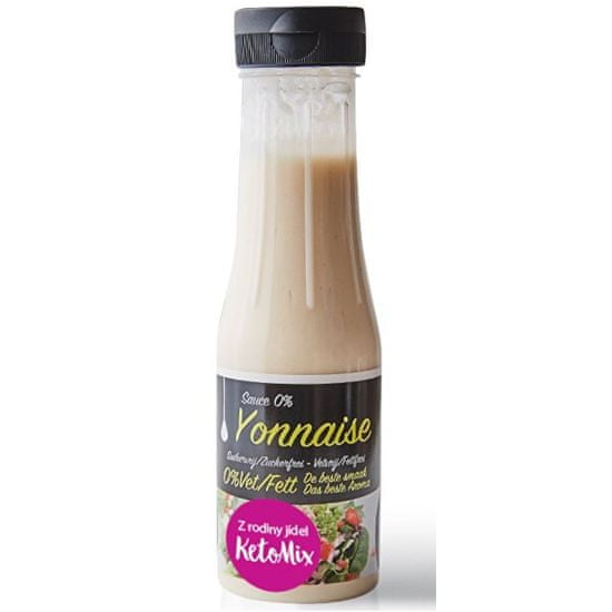KetoMix Vajonéza dresink bez kalorí 250 ml