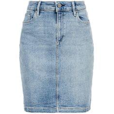 s.Oliver Dámska sukňa 14.004.79.2823.54Z6 Blue denim stretch (Veľkosť 34)