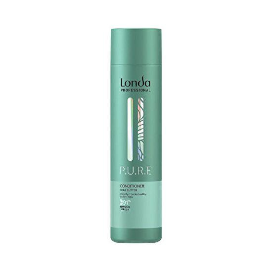 Londa Nežen balzam za suhe, otopele lase P.U.R.E (Conditioner)