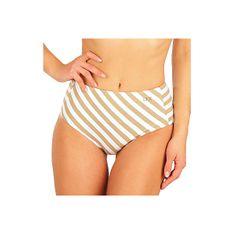 Ženske hlače za kopalke visoke 63087 (Velikost 38)