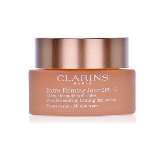 Clarins Extra- Firming Jour SPF 15 50 ml dnevna krema za Extra- Firming