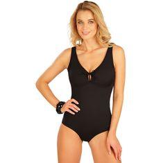 Litex Dámske jednodielne plavky s kosticami 63510 (veľkosť 40)