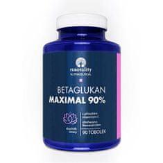 Renovality Betaglukan 90% MAXIMAL s Vitamínem C 90 tobolek
