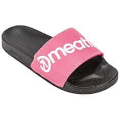 MEATFLY Hudson 3 Ladies Pink, White női papucs (méret 37)