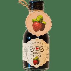 Slaskoukjidlu.cz SOS zdraví JAHODA - extra silná koncentrace jahod, 1 ks